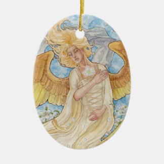 Angelic Vision Ornament