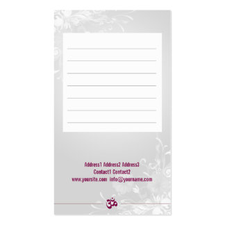 Angelic Whisper Business Card