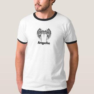 Angelic wings tshirts