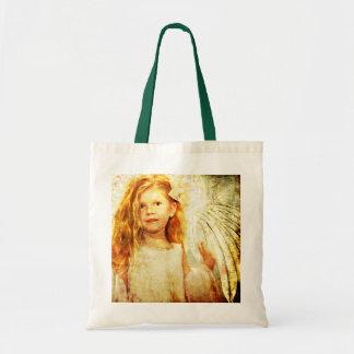 Angelic Wonder Budget Tote Bag