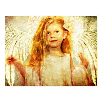 Angelic Wonder Postcard