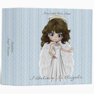 Angelica Angel Dreams Avery Binder