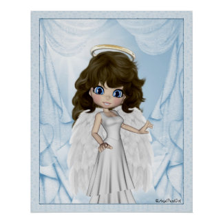 Angelica Angel Dreams Print