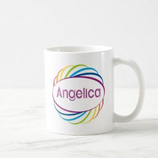 Angelica Coffee Mugs