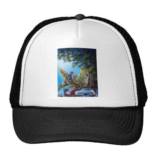ANGELICA MESH HAT