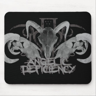 AngelicDeficienyRamShirt Mouse Pad