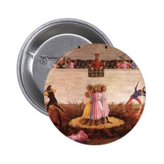 Angelico-Santo Cosmas del Fra y santo Damián Conda Pins