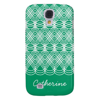 Angelina - Choose Any Color Galaxy S4 Case
