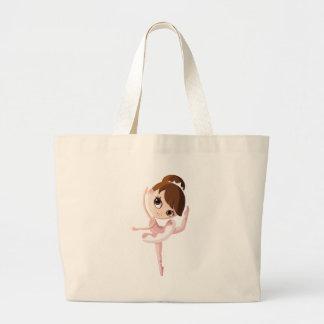 Angelina the Ballerina Jumbo Tote Bag