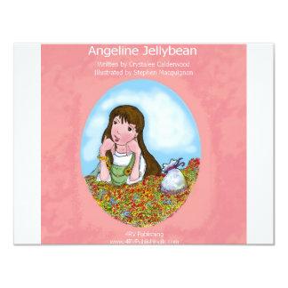 Angeline Jellybean  back Card