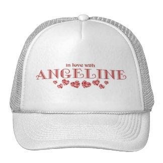 Angeline Mesh Hat