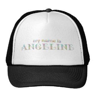 Angeline Mesh Hats