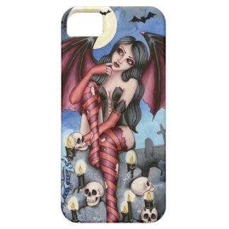 Angelique - caso de hadas del iPhone 5 del vampiro iPhone 5 Case-Mate Cobertura
