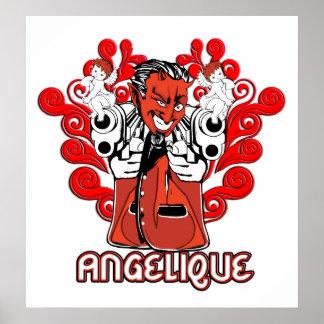 Angelique Posters