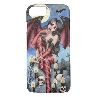 Angelique - Vampire Fairy iPhone 7 case