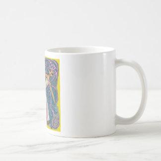 Angelique's Tea Party in June Coffee Mug