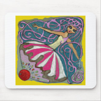 Angelique's Tea Party in June Mouse Pad