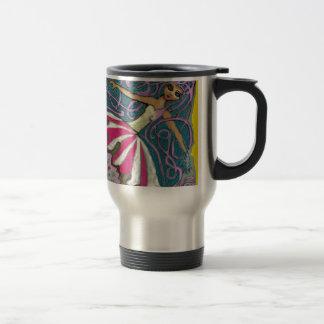 Angelique's Tea Party in June Travel Mug
