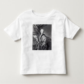 Angelo Maria Monticelli, engraved by John Faber Toddler T-shirt