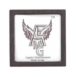 Angelo s Entertainment Music Group product Premium Jewelry Box