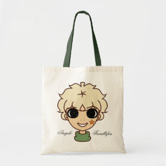Angelo - Unshaded Canvas Bag