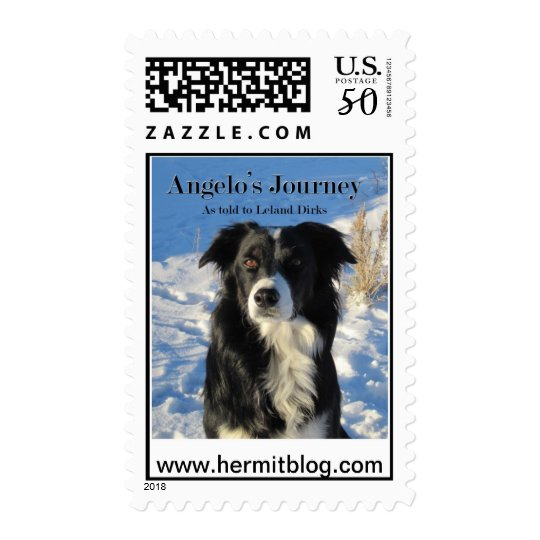 Angelo's Journey stamps