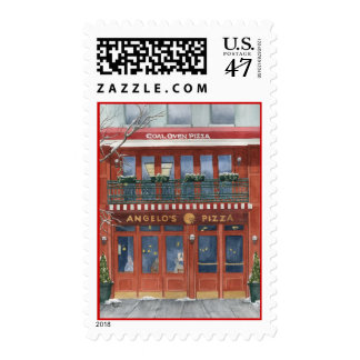 Angelo's on 57th Street Postage