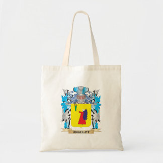 Angelot Coat Of Arms Tote Bag