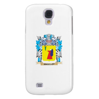 Angelot Coat Of Arms Samsung Galaxy S4 Cases