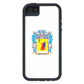 Angelot Coat Of Arms iPhone 5 Cover