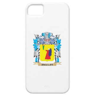 Angelot Coat Of Arms iPhone 5 Covers