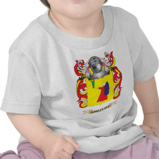 Angelot Coat of Arms (Family Crest) Tshirt