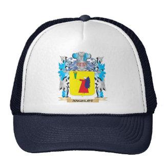 Angelot Coat Of Arms Hat