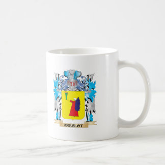 Angelot Coat Of Arms Mugs