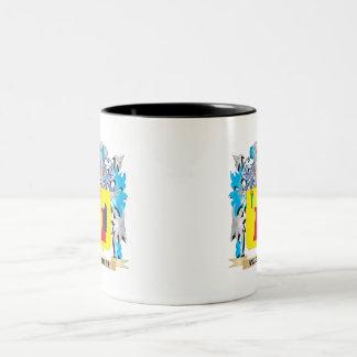 Angelot Coat Of Arms Coffee Mugs