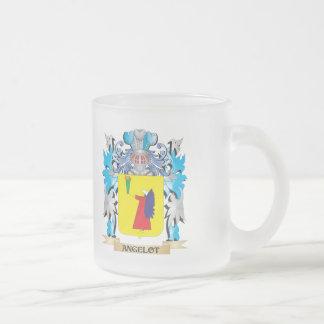 Angelot Coat Of Arms Coffee Mug