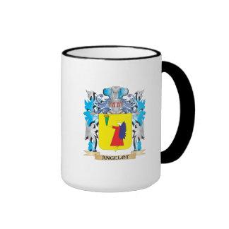 Angelot Coat Of Arms Mug