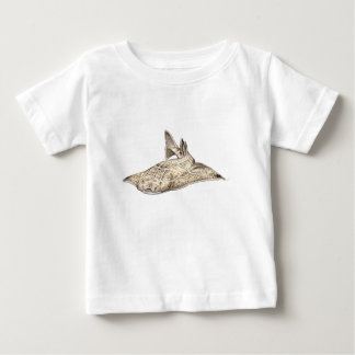 Angelote, shark angel baby T-Shirt
