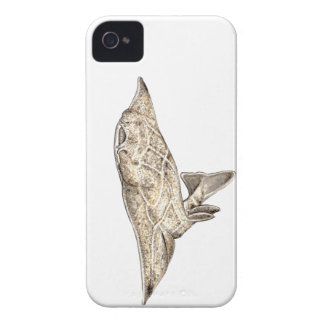Angelote, shark angel iPhone 4 cover
