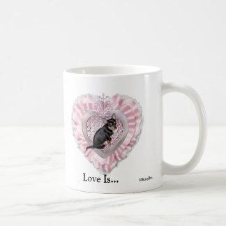 AngelPearlGirl Chihuahua 1 Coffee Mug