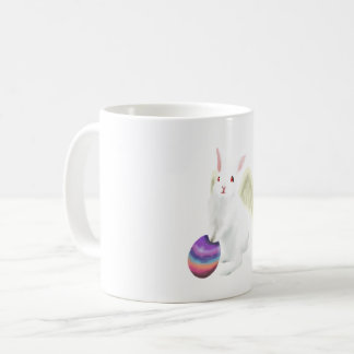 AngelRabbit and Easteregg Coffee Mug