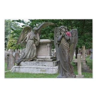 "Angels: 30.5cm x 20.3cm (12""x8"") Photo"