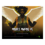 Angels Among Us Print