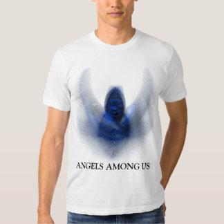 ANGELS AMONG US T SHIRT