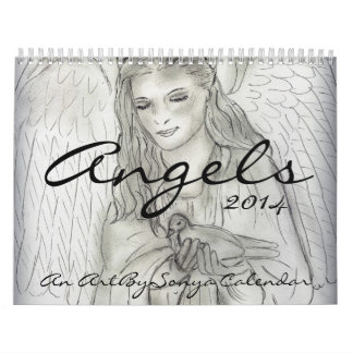 Angels - An ArtBySonya 2014 Calendar