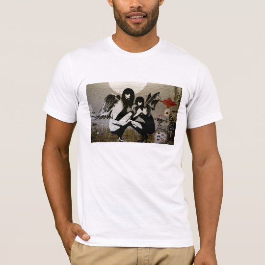 Angels and Alleyways T-Shirt