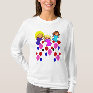 Angels and Balloons T-Shirt