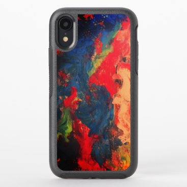 Angels and Demons OtterBox Symmetry iPhone XR Case
