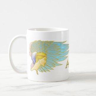Angels and Miracles Coffee Mug