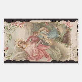 Angels Angeles sticker
